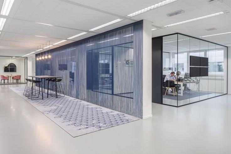 Projecten dzap office pinterest oficinas for Diseno de oficinas corporativas