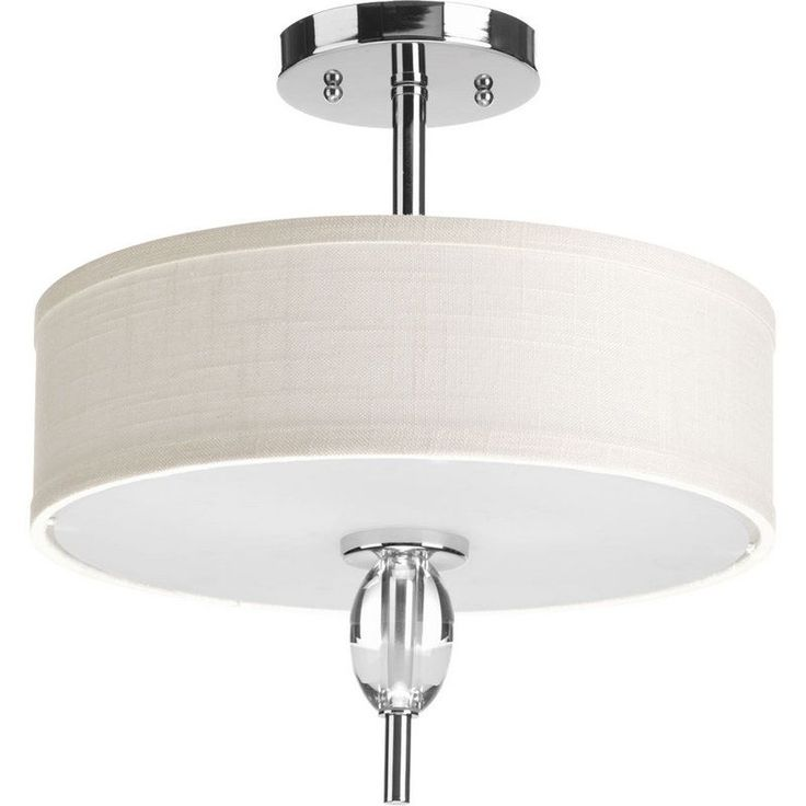 View The Progress Lighting P3495 Status 2 Light Semi Flush Ceiling Fixture At Lightingdirect