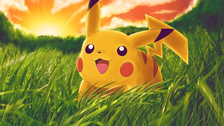 Pokemon HD Wallpapers 8
