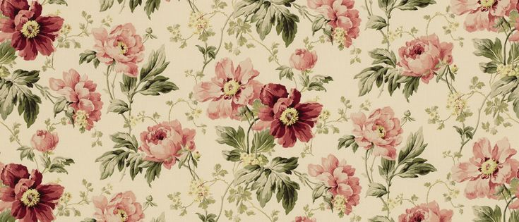 peony garden cranberry linen mix fabric at laura ashley. Black Bedroom Furniture Sets. Home Design Ideas
