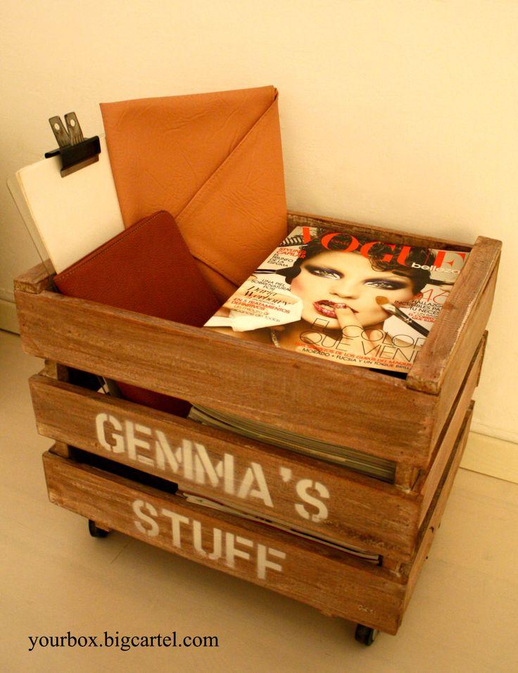 233 best images about your box on pinterest - Orden en casa ...