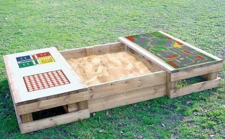 песочница игровой стол