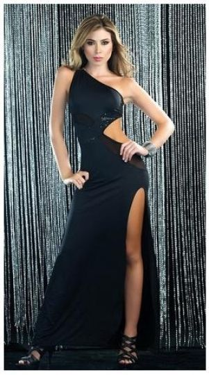 Long Dress MF-11240B Unit Price:$ 8.9