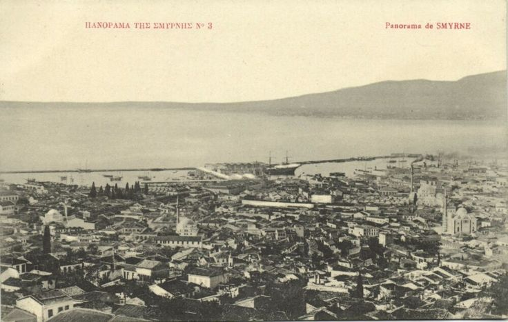 Smyrna - Smyrne_Panorama (1910s)