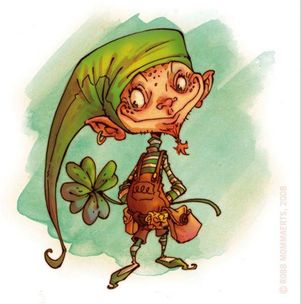 23 best leprechauns and leprechaun art images on pinterest irish leprechaun by robbvision on deviantart ccuart Choice Image