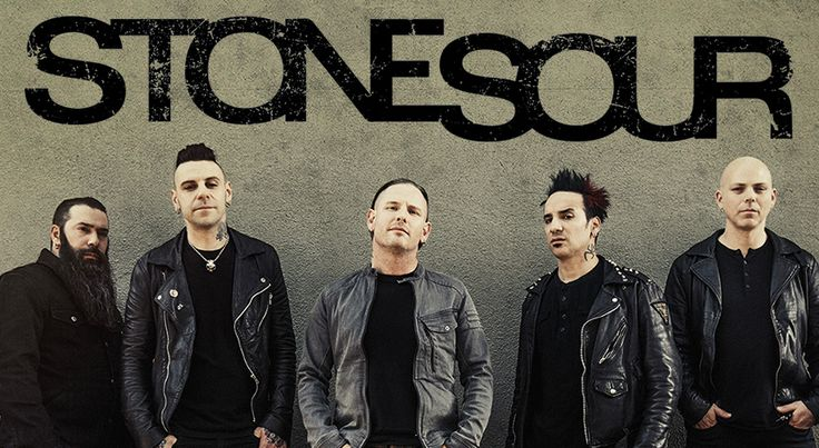 After four years, Stonesour after finally coming back to Australia for a tour in August