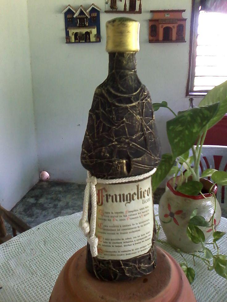Botella Frange....
