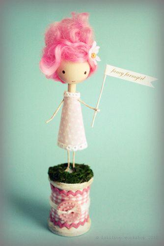 373 best wooden dolls images on pinterest