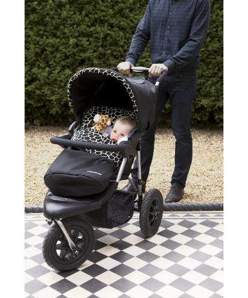 Mothercare Xtreme Pushchair Travel System - Giraffe