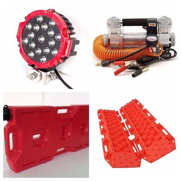 Nuevo stock de accesorios para tu 4x4. Consulta precios en ORC.cl! #offroad #camping #led #compresordeaire #accesorios4x4