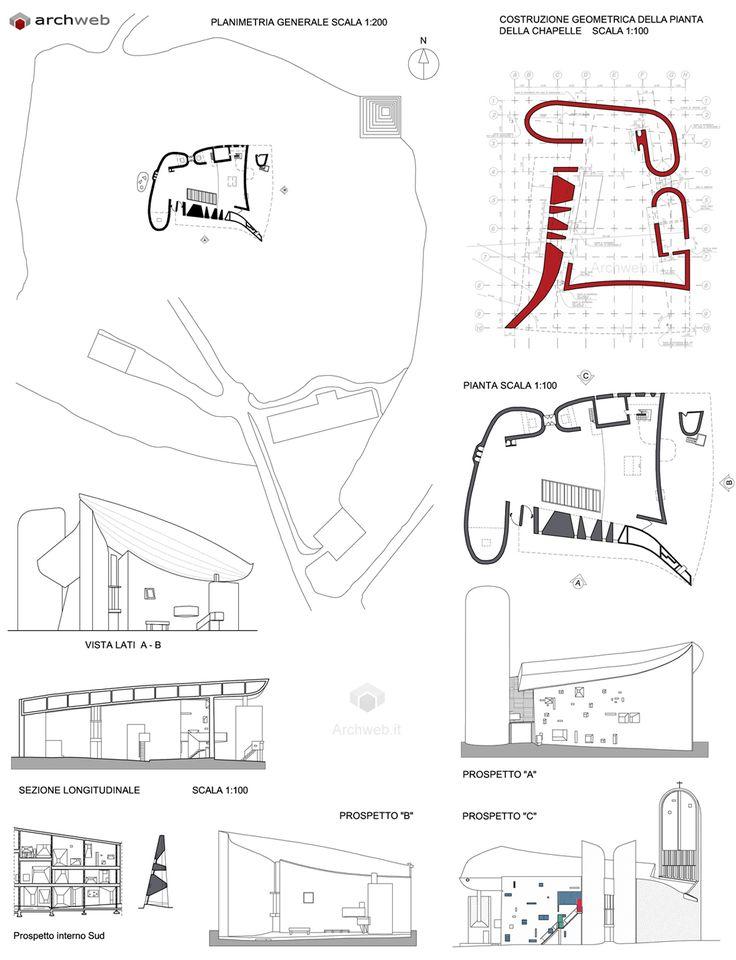 Le Corbusier - Chapelle de Ronchamp