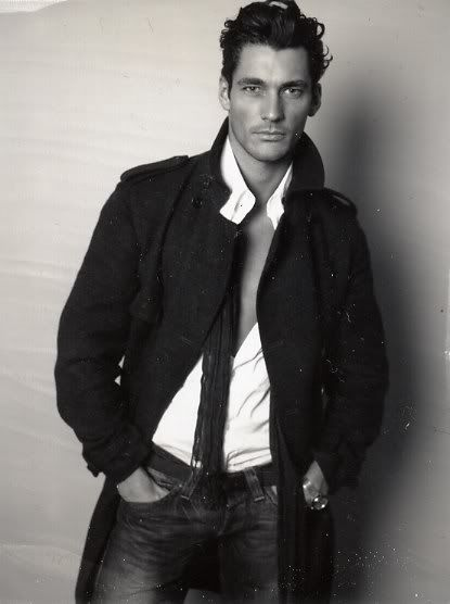 Christ on a crutch... he's one handsome specimen.