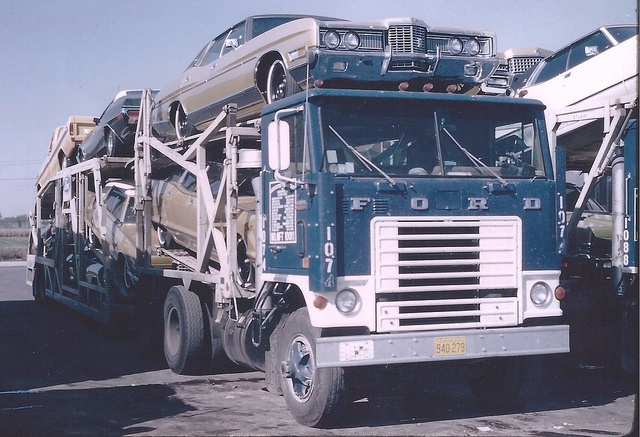 140 best images about TRUCKS, HAULERS on Pinterest | Car carrier, Cars and Gmc trucks
