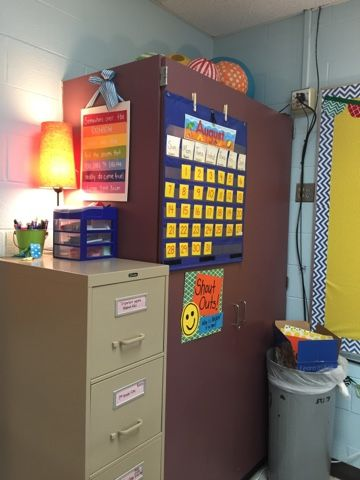 Every year, I post pictures of my classroom the night before school starts. Mostly because that is the cleanest it will ever be again! I lov...