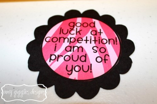 17 Best Images About Good Luck Favors On Pinterest