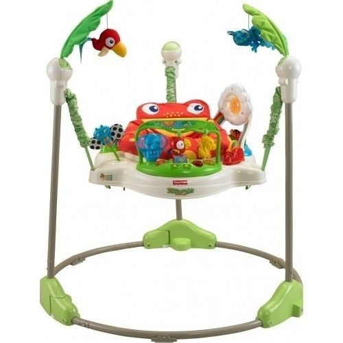 Rainforest Jumperoo(Jungle&Safari)Replacement seat and activity toy