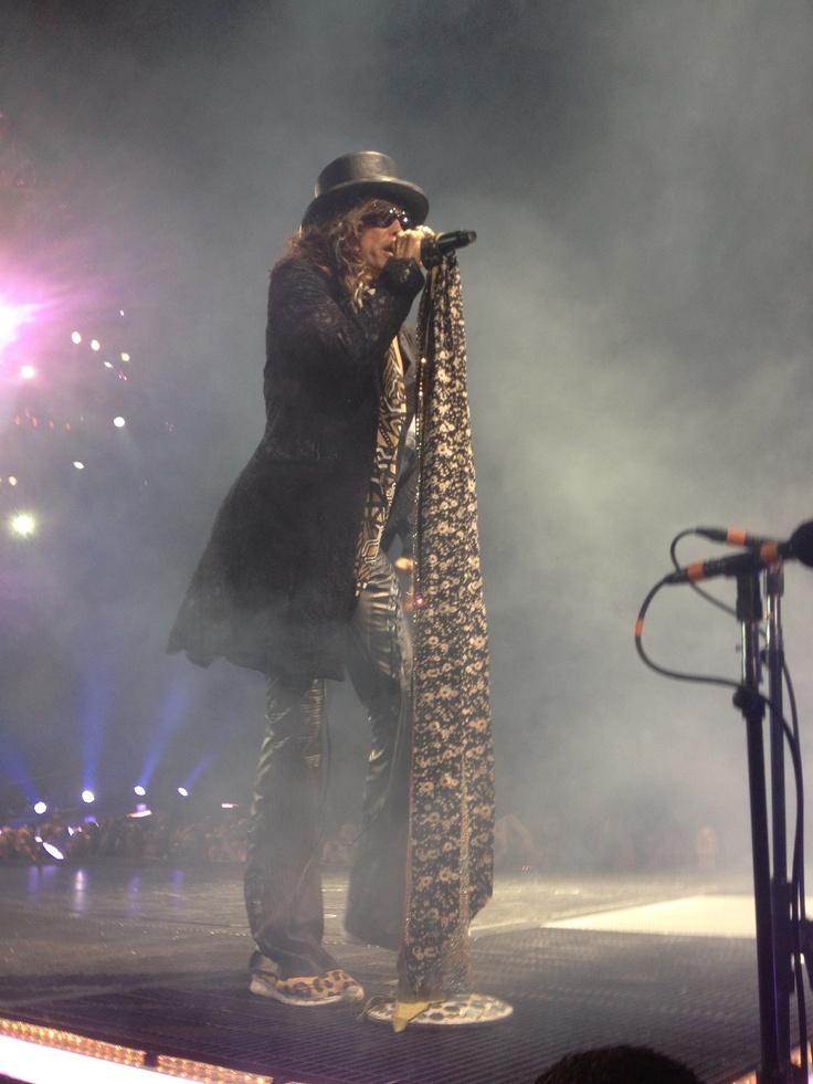 Steven Tyler - Aerosmith Concert June 2012 - Toronto