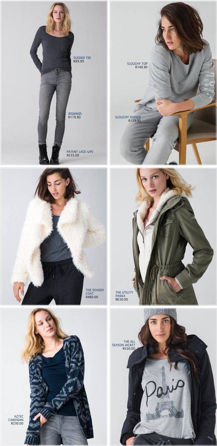 Pick n Pay Clothing | New for Her  Winter warmers for her, everything you need for a stylish winter.