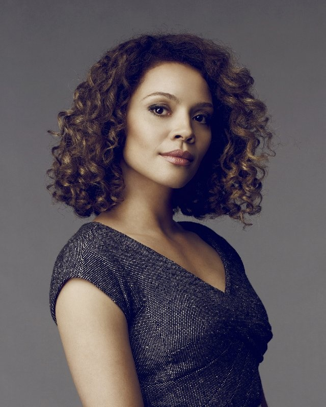 Carmen Ejogo (born January 1, 1974, London, England, UK) ) is a British television actress and singer currently based in the United States.
