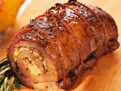 5 великолепных мясных рулетов — изысканная и вкусная закусочка для праздничного стола! - be1issimo.ru
