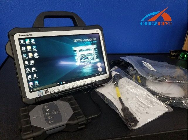 XENTRY Connect C5 vs  XENTRY Diagnosis VCI | OBD2Diy fr