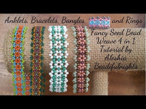 Pandahall Video Tutorial –How to Make a Simple Handmade Pearl Beaded Necklace with Seed Beads - YouTube