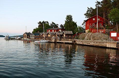 Die Schären in Stockholm