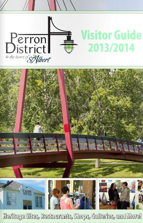 Perron District Brochure 2013/2014