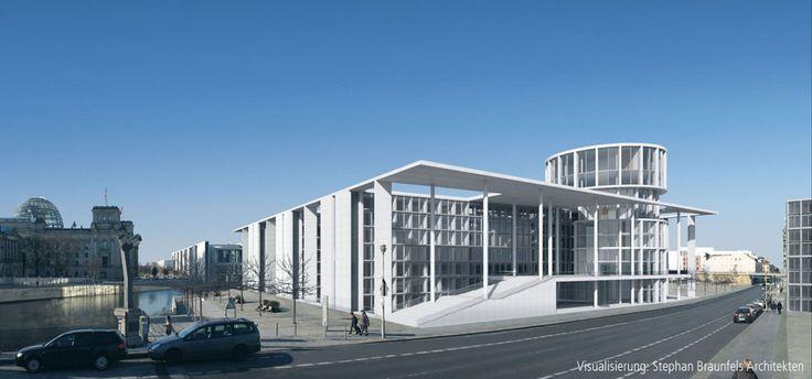 Marie-Elisabeth-Lüders-Haus - Berlin