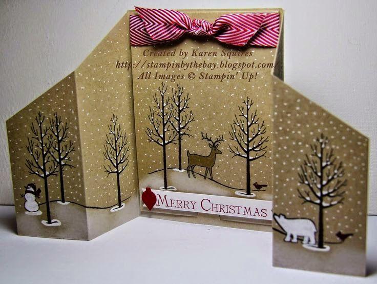 Про, необычный новогодние открытки