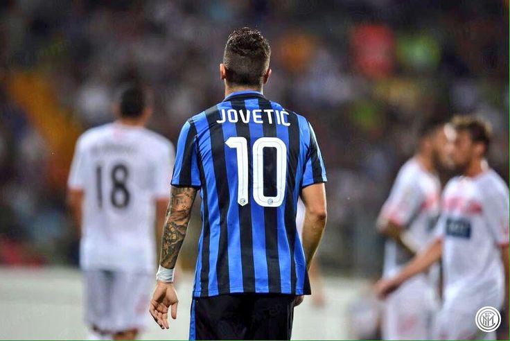 Jovetic Inter Milan