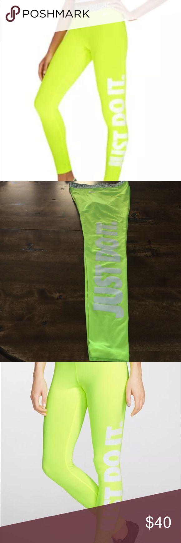 Nike Pro Hyperwarm Leggins Nike Pro Hyperwarm Leggins-wore once Nike Pants Leggings