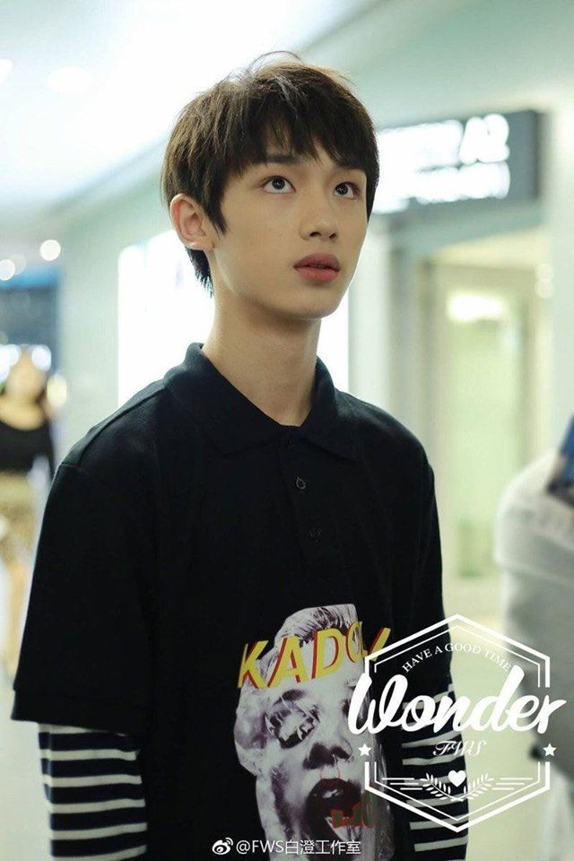 This 17 Year Old Chinese Idol Has Now Gone Viral For His Strong Visual And Resemblance To Im Siwan Cute Korean Boys Im Siwan Pretty People