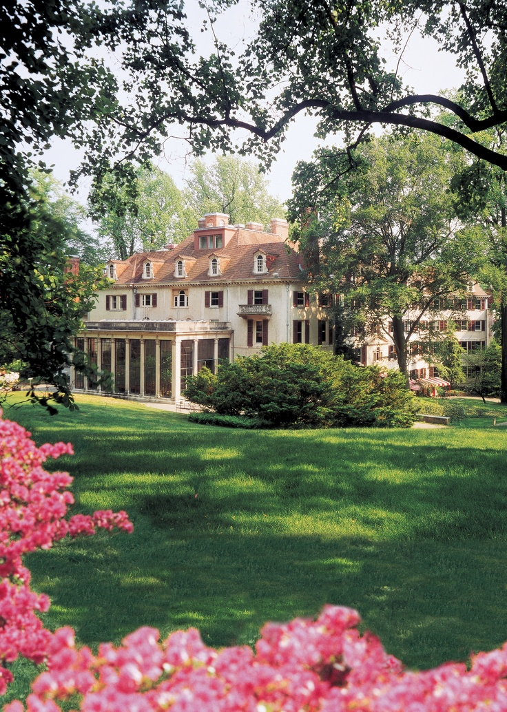 Brandywine Valley Scenic Byway - Winterthur, an American Country Estate