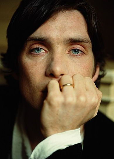 Cillian Murphy, he takes my breath away, no one is supposed to look so amazing all the time!