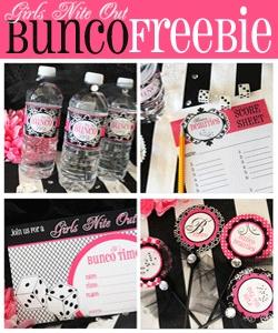 Bunco Printables - HCB: Teacher Gifts, Bunko Parties, Bunco Gifts Ideas, Bunco Printables, Bunco Ideas, Bunco Night, Fun Stuff, Gifts Parties Ideas, Bunco Parties
