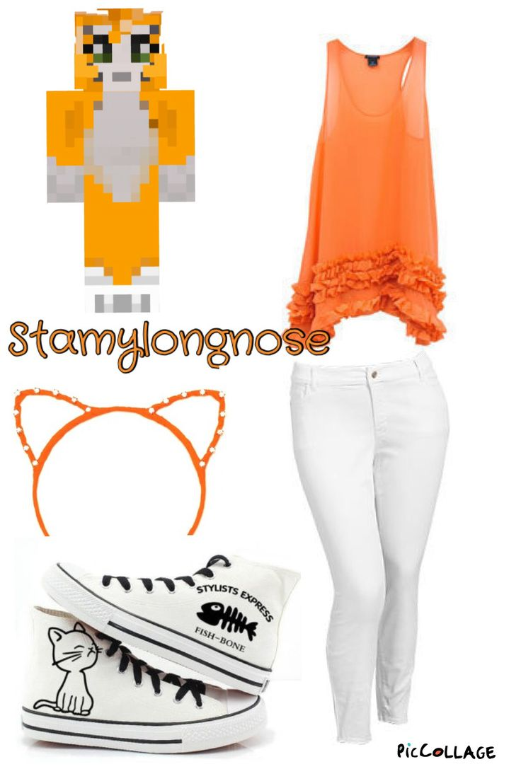 Stampylongnose outfit