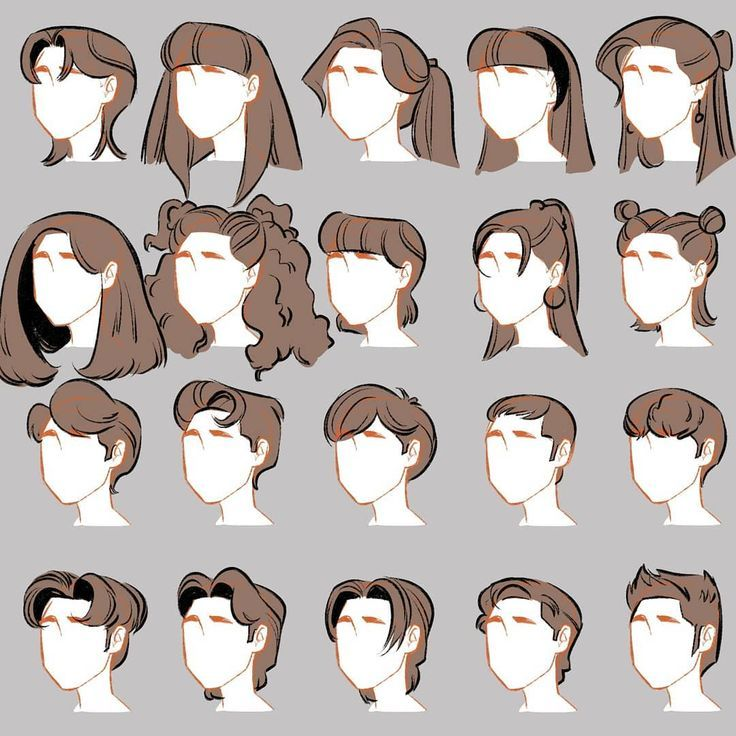 Male Hairstyle Drawings In 2020 Art Reference Poses Drawings Art Reference Photos