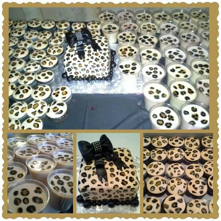 Cheetah print party