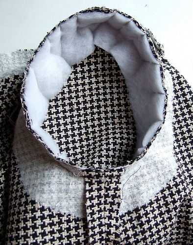 70 Sleeve wrap | by annrowley. This is not a sleeve head;  it's an alternative and looks much neater