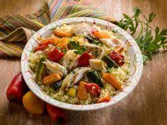 Couscous express au tajine de légumes d'aucy