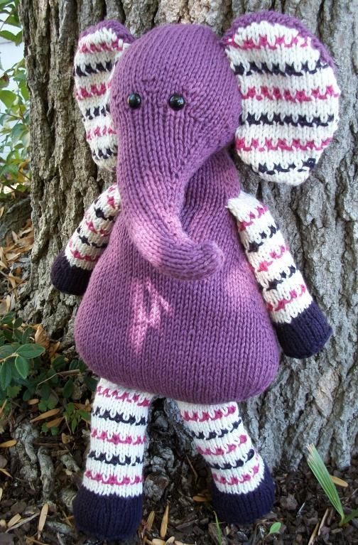 148 Best Animals Images On Pinterest Knitted Animals Knit Animals
