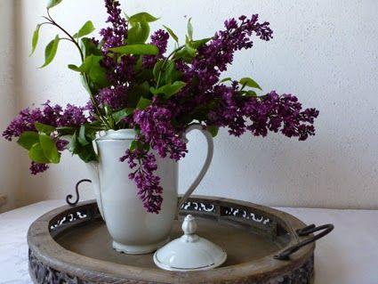 Nähmeise: Friday Flowerday...