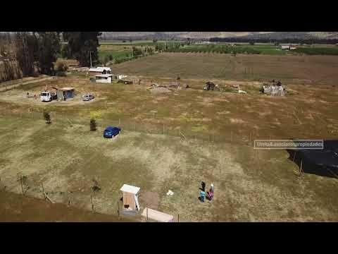 VENTA DE PARCELAS DE AGRADO DE 5000 M2 EN POLPAICO URETA&ASOCIADOS PROPIEDADES - YouTube