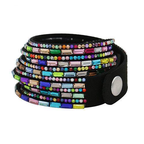 Bracelet Neon Strass