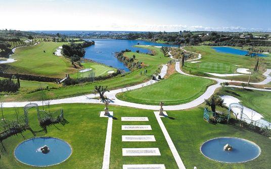 Flamingos Golf Club - Marbella, Malaga, Spain.