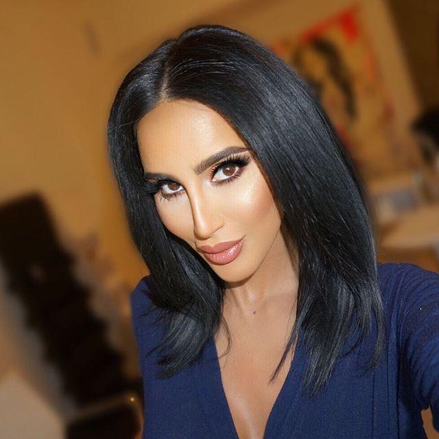 Lilly Ghalichi nude 711