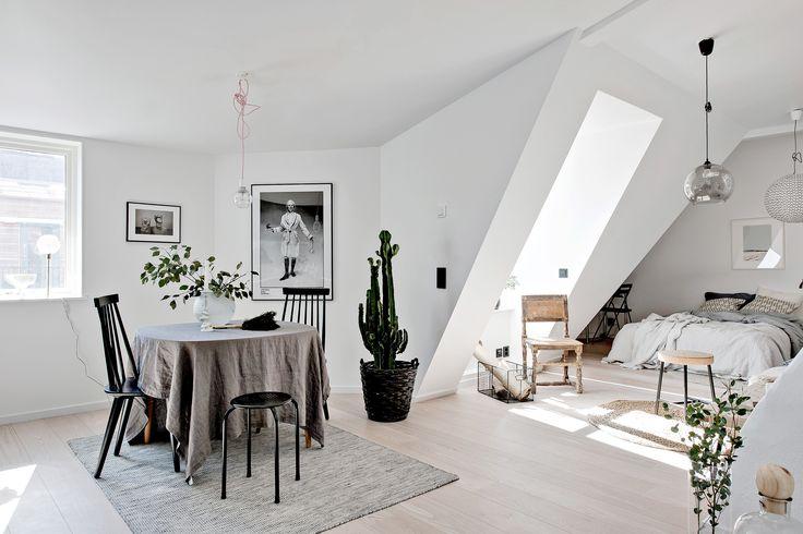 Vindsvåning, 35kvm - Tredje Långgatan, Göteborg