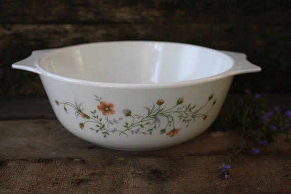Check out this item in my Etsy shop https://www.etsy.com/ca/listing/542784578/vintage-jaj-pyrex-casserole-dish-pyrex