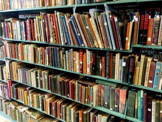 If you want used books, here are some Middle Tennessee stores